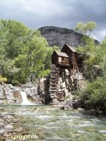 Crystal Mill III by lilgryphon23