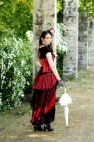 Selfmade Outfit 2 WGT 2013 by Ruby-Lumiere