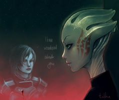 Shepard's Hope by tilhe