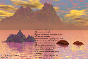 My Mountain Stands Before Me by Hillbillygirl