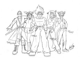 Deviant Squad - WIP by Doom-Tanker