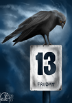 Happy Friday the 13th! by eL-Christell