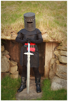 BlackKnight you shall not pass by Grethe--B