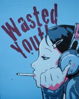 Wasted Youth by HopelessSoul