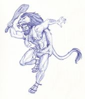 Disney Un-Disneyed:  Hercules by kuabci