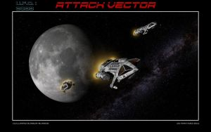 UFO: 2099  Attack Vector by dragonpyper