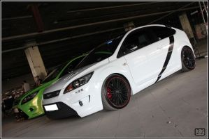Ford Focus Duo by 22photo