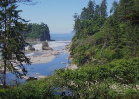 Ruby Beach III by cjosborn