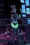 Out on the town by PhidippusOfMystery