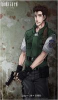 Tribute to a Hero by Resident-evil-STARS