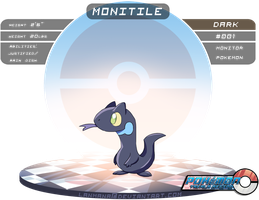 #001: Monitile by Lanmana