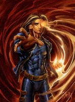 Nate Grey: X-Man by Summerset