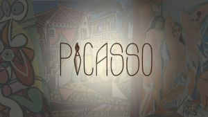 Picasso, logo. by Lymos