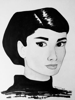 Another Audrey by GreenxIsland