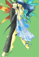 Faerie Dance by Audriana