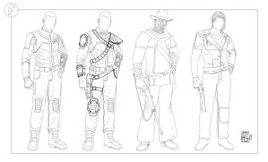 Fallout, concepts by fgesn