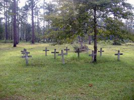 Grave Yard by BabyFae-Stock