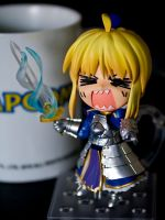 Nendo Saber Super Movable by OvermanXAN