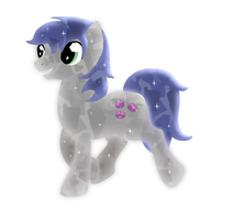 Crystal Pony For CherrelAnn by CitrusSqueeze