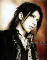 Aoi - Rock n Read 2006 by nightfalldream