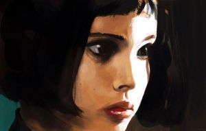 Mathilda. by sephyka