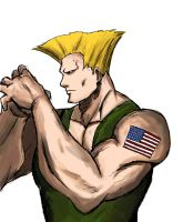 Guile by methcooker
