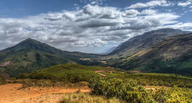 Bain's Kloof by TimOliverHusser