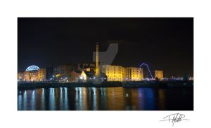 Canning Dock - Liverpool 3 by Paul-Madden