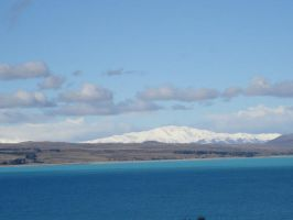 NZ - Lake Pukaki 1 by Zenta123123