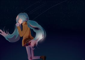 (late) Miku day by Risa1