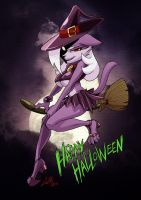 Vix the Witch by SupaCrikeyDave