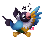 #441 Chatot by PsycoPink