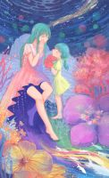 Under the sea by Oenothera2