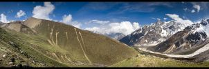 Larkya Himal by Dominion-Photography