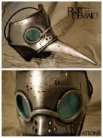 The Elite Doctor Mask from Assassins Creed by UnboundArt