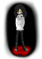 Jeff the Killer by sorrowscall