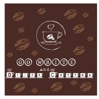 Go Write And Drink Coffee by AniPal