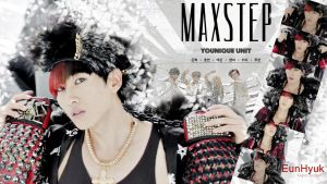 YOUNIQUE UNIT - Maxstep Eunhyuk version by ForeverK-PoPFan