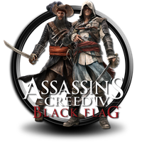Assassin's Creed IV Black Flag icon x 2 by S7 by SidySeven