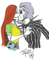 JackxSally - Kiss by Rinkusu001