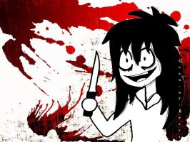 Jeff the Killer by Queen-of-Beers