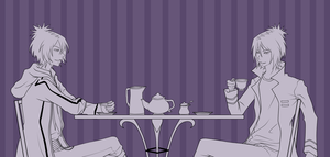 Tea for Two by ToolOfTheDay