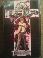 my death note book by death-note-boy