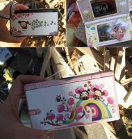 Nintendo DS Skin Sweety by paperplane-products
