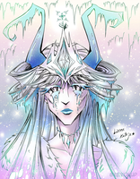 The Snow Queen by KeikoKup