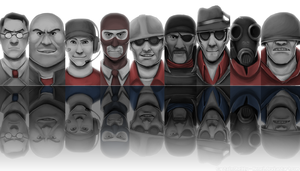 Meet the RED team by renei