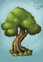 A tree by ulven-f
