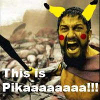 This is Pikaaaaaaa by DavidGongora