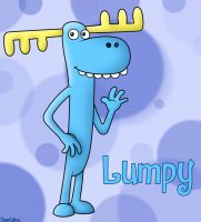 Happy Tree Friends: Lumpy by SuperLakitu