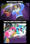 MLP Rapping (Spoiler) by TheGreenMachine987